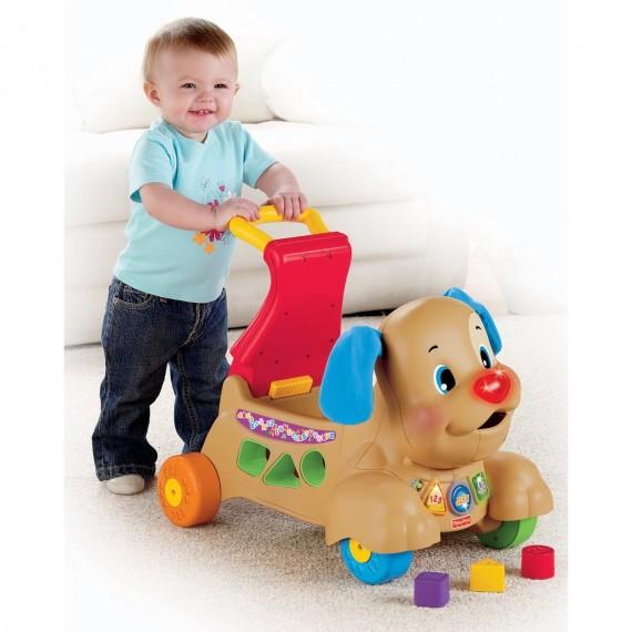 Andador Cachorrinho Aprender e Brincar - Apoiador