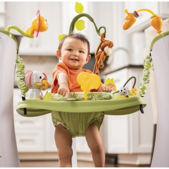 Jumperoo Exersaucer Safari