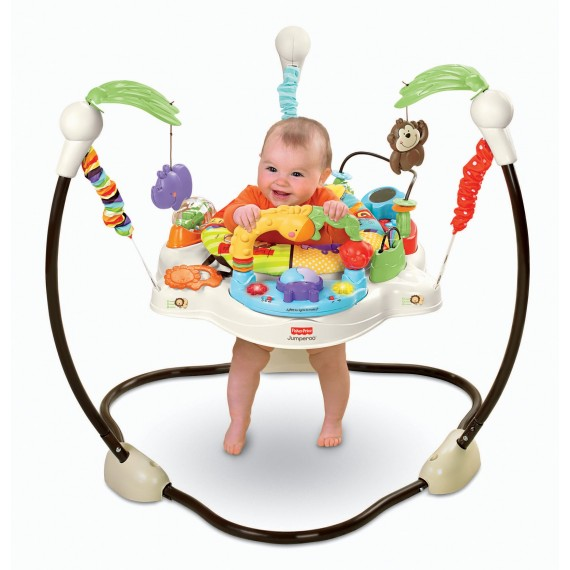 Jumperoo Luv U Zoo - Amigos da Floresta