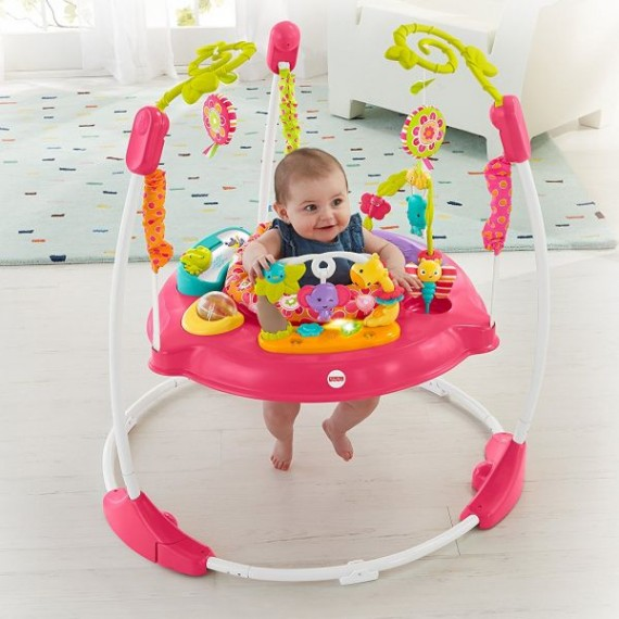 Jumperoo Rosa