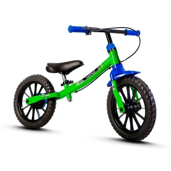Bicicleta de Equilíbrio (sem pedal e rodinhas)