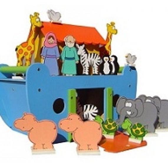 Arca de Noé 3 D