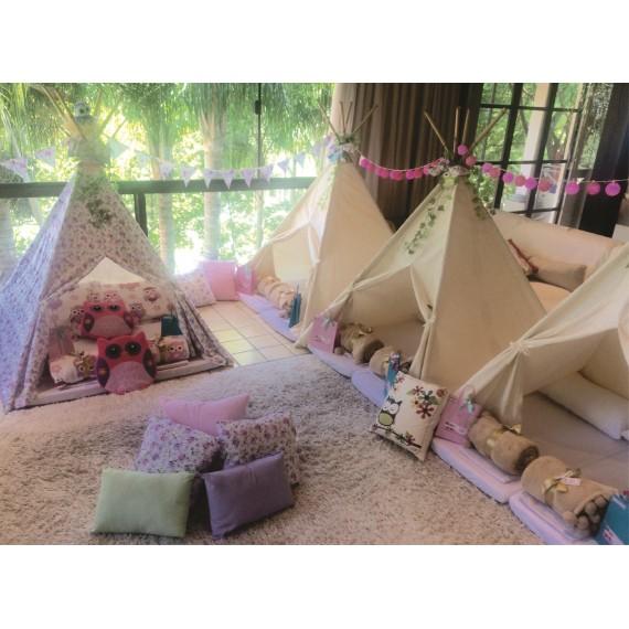 Tenda - Cabana Crua