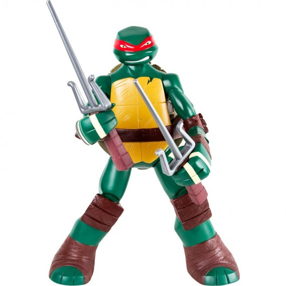 Boneco Raphael Tartaruga Ninja